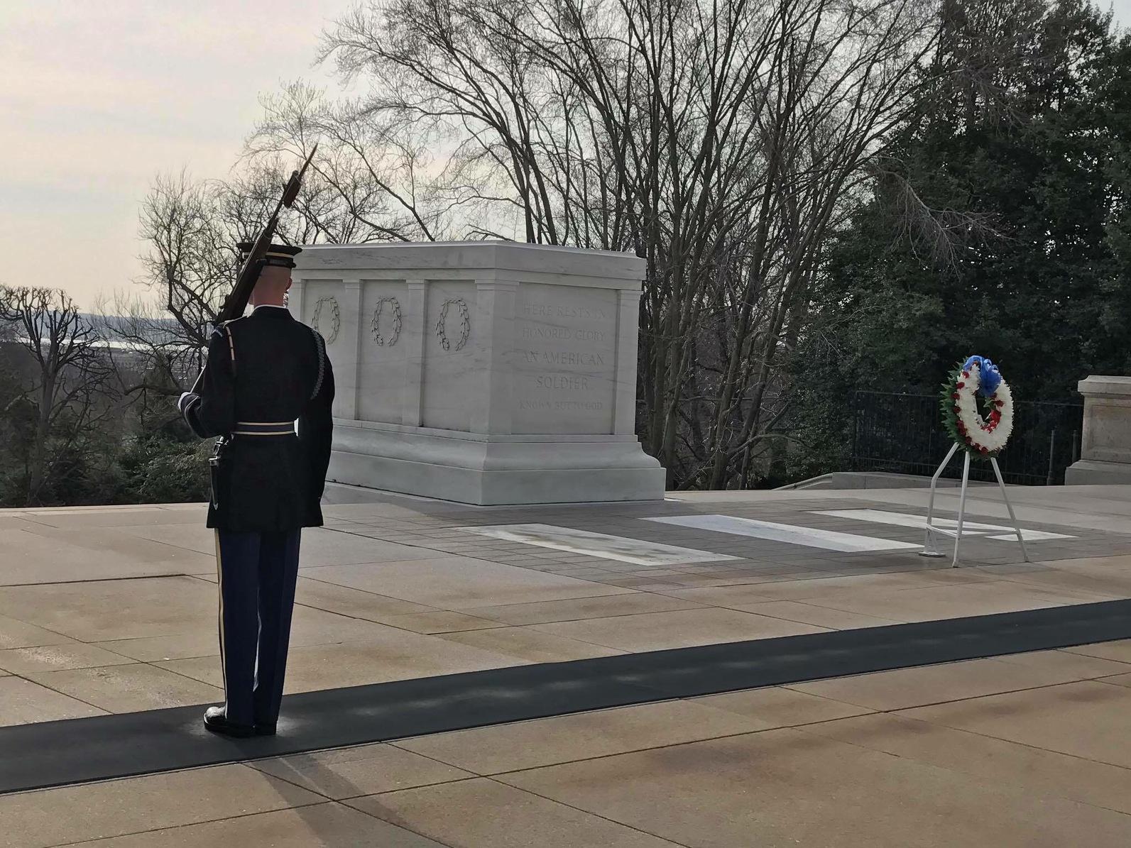 2017-7-3 Unknown Soldier